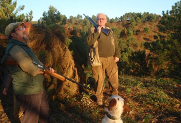 La Diputación de Gipuzkoa inicia un nuevo proceso para prohibir la caza en Ulia