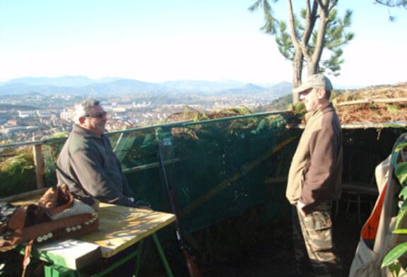 Gipuzkoa: El Tribunal Supremo da la razón a la Federación gipuzkoana de caza en el caso del «Monte Ulia»