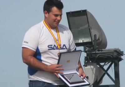 El guipuzcoano Iraitz Etxeberria campeón de la Copa del Rey de Skeet