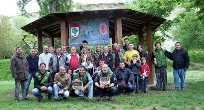VIII concurso autonómico de aves cantoras de Navarra