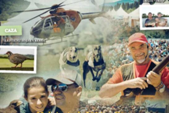 El XXII Día del Cazador y Pescador, protagonista de la revista Desveda de junio