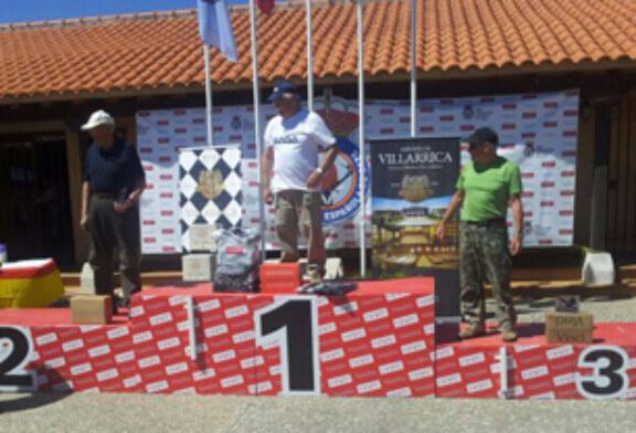 El vizcaíno Javier Ayarza, campeón de España de recorridos de caza en superveteranos