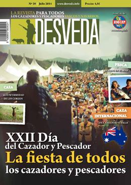 La revista Desveda de julio ya está en la calle