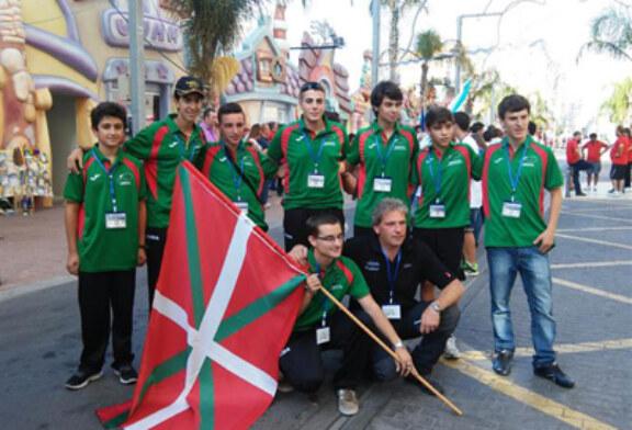 Bronce para la selección de Euskadi de Mar Costa U21 y U16 en Castellón