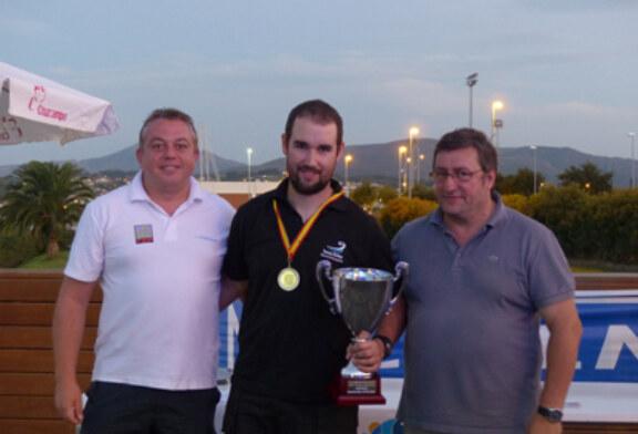 Iñaki Zuzaia nuevo campeón de España de pesca desde roca
