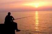 FOTO DEL DÍA: Amante de la pesca