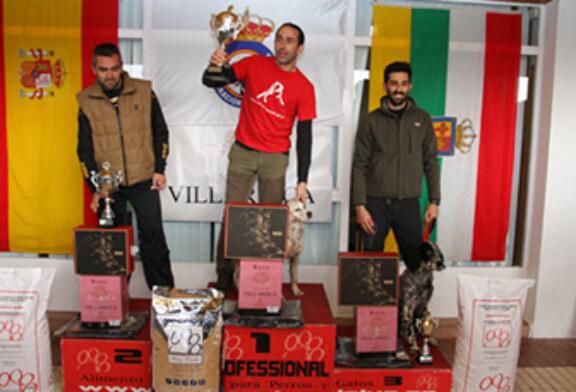 El catalán Jordi Morato, nuevo campeón de España de becadas