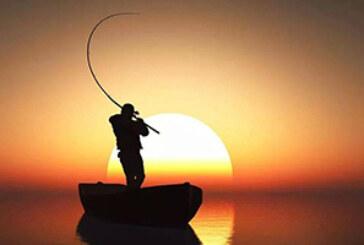 FOTO DEL DÍA: Amanecer de pesca
