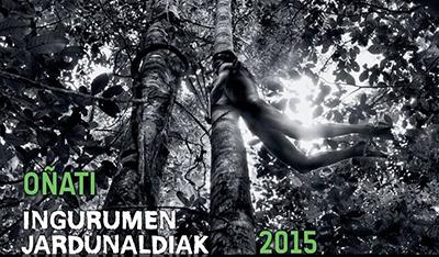 Jornadas sobre el medio ambiente en Oñati