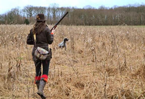 FOTO DEL DÍA: Mujeres cazadoras