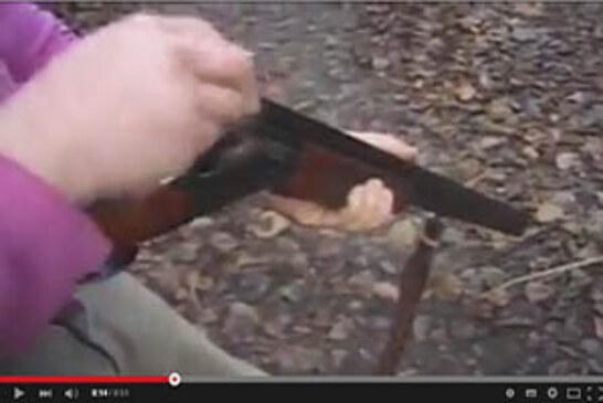Fusil Vs escopeta de balas