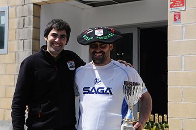 Iñaki Ortiz gana la txapela de Compak en Bizkaia