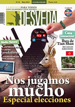 Las elecciones, tema central de la revista Desveda de mayo