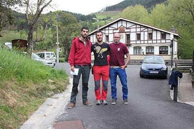 Julen Aguado vence en el campeonato de Bizkaia de salmónidos mosca