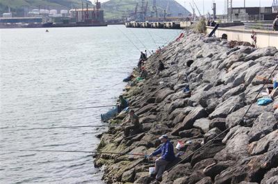 XV Maratón de Pesca de Bizkaia