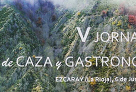Jornadas de Caza y Gastronomía pasado mañana en Ezcaray