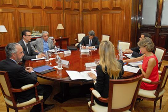 La ONC se reúne con la Ministra de Agricultura