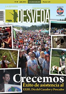 La revista Desveda de julio, centrada en una jornada para el recuerdo