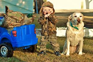 Foto del día: Futuro de la caza