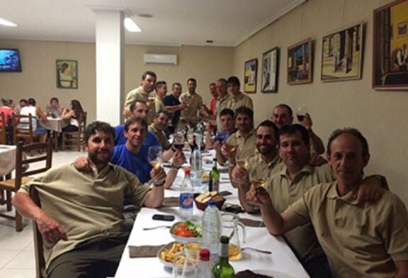 La selección vasca tercera en el XXVI Campeonato de España de Salmónidos Mosca