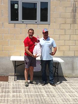 III torneo de Compak Sporting Santiago y Santa Ana en Ispaster