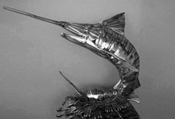 Foto del día: Artesanía de Pesca