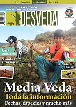 La media veda, tema central de la revista Desveda de agosto