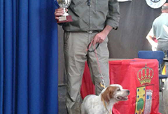 El vizcaíno Xabier Uriarte, segundo en el Campeonato de España de San Huberto