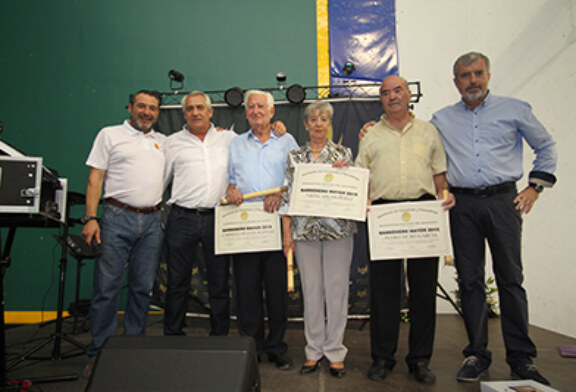 La Sociedad de Cazadores y Pescadores de Bardenas Reales de Navarra galardonada con el título de Bardenero Mayor 2015