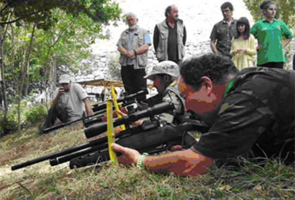El Hunting Field Target