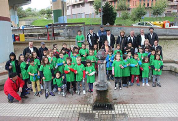 Jornadas de deporte escolar en Ugao-Miraballes
