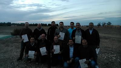 La federación de caza de Castilla-La Mancha forma a nuevos vigilantes de cotos y especialistas en control de predadores