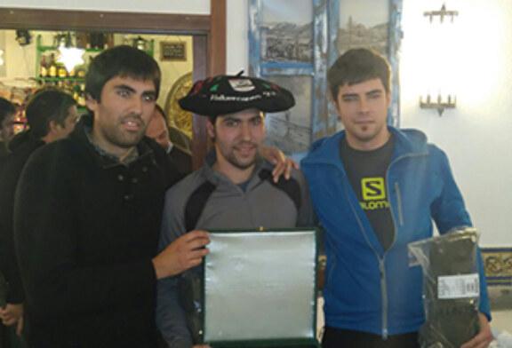 Mikel Iturralde nuevo campeón de becadas de Bizkaia