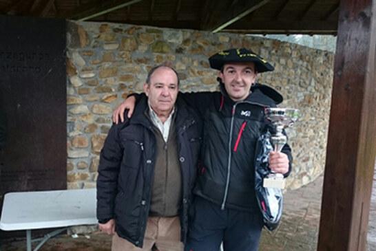 La txapela de Euskadi para el guipuzcoano Asier Sodupe