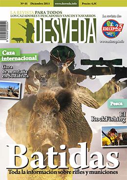 La revista Desveda de diciembre te espera