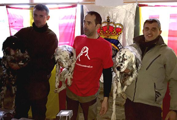 El catalán Jordi Morato revalida el título en caza de becadas