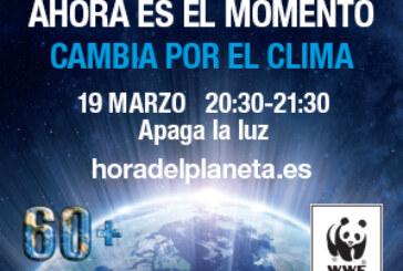 Adecap y Adecap Gazteak se unen a la campaña La hora del Planeta