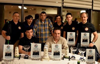Celebrada la Gala de la Pesca de Bizkaia 2016