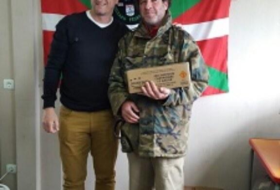 Clasificados Campeonato Compak Bizkaia
