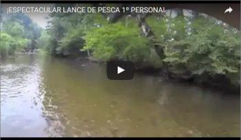 ¡ESPECTACULAR LANCE DE PESCA 1º PERSONA!