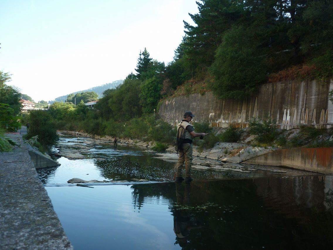 Unai Pérez, vencedor del II Máster de Pesca ARRANTZA MASTERRA (Bizkaia)