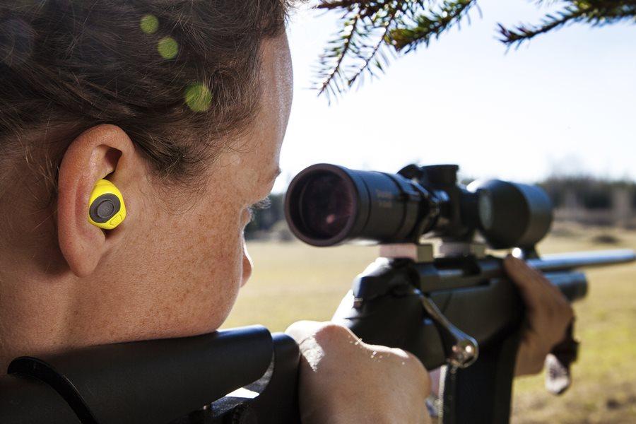 Un 64% de los cazadores no se protege contra la pérdida auditiva, aunque conoce el riesgo