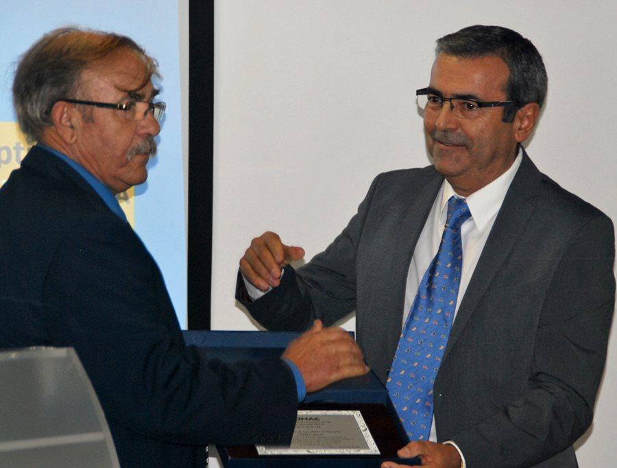La UNAC entrega sus premios 2016 en FECIEX