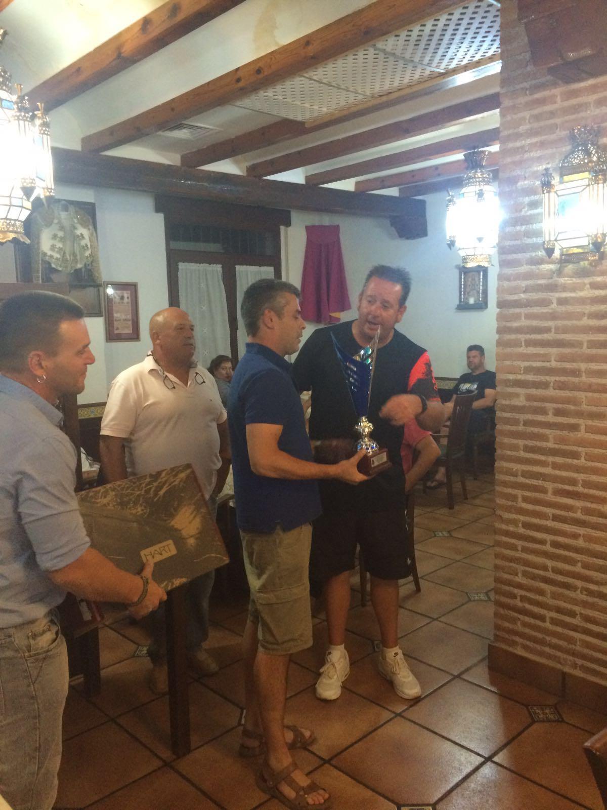 Iker Cenzual Delgado campeón de la Copa San Humberto y 4º en el Campeonato de España