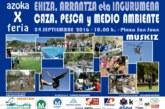 La Feria de Caza, Pesca y Medio Ambiente de Muskiz cumple su X aniversario
