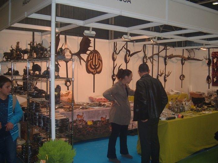 Sabiñanigo acoge la XXII edición de su Feria de Caza y Perro del Pinineo
