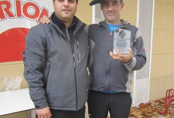 Asier San Vicente se impone en el Campeonato de Araba de becadas