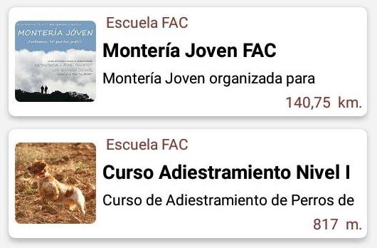 La Federación Andaluza de Caza publica su Aplicación Móvil
