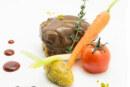Recetas Assicaza: Carrillera de jabalí estofada