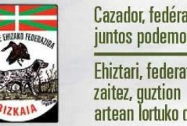 CURSOS EXAMEN CAZADOR FEDERACIÓN BIZKAINA DE CAZA